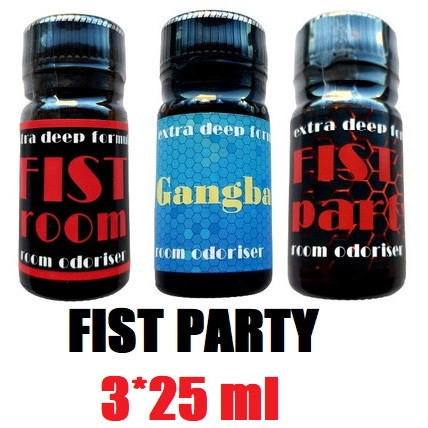 FIST PARTY 3*25 ml